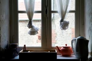 Kitchen Window, Empty