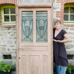 Random image: Lena Presents the New Door