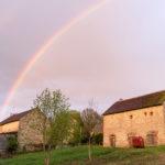 Random image: Double Rainbow!