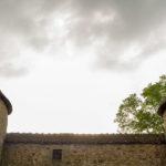 Random image: Cloudy Skies Over Castles