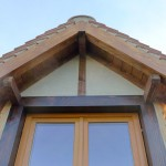 Random image: Detail of Dormer Window
