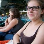 Random image: Lena at the Game