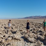Random image: The Girls in Death Valley
