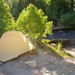 Random image: Tent in Yosemite
