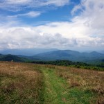 Random image: View of Appalachian Mountains from Max Patch