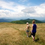 Random image: Lena and Mom on Max Patch