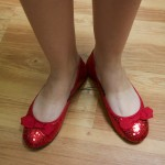 Random image: Ruby Slippers