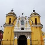 Random image: Yellow Church