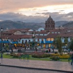 Random image: Plaza de Armas at Sunset
