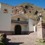 Random image: Pisac Church
