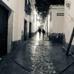 Random image: San Blas Alleyways