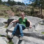 Random image: Lena in the Inca