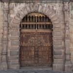 Random image: Church Doorway