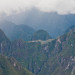 Random image: View of Machu Picchu from Llactapata