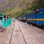 Random image: Hidro Electrica Train Station