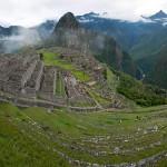 Random image: Panorama of Machu Picchu Complex