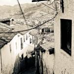 Random image: Alleyways of San Blas