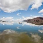 Random image: On Lake Titikaka