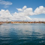 Random image: View of Uros Floating Islands
