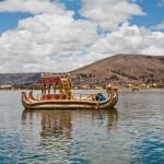 Random image: Uros Reed Boat