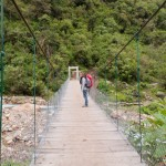 Random image: Crossing the Bridge at Chaullay