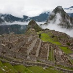 Random image: First View of Machu Picchu