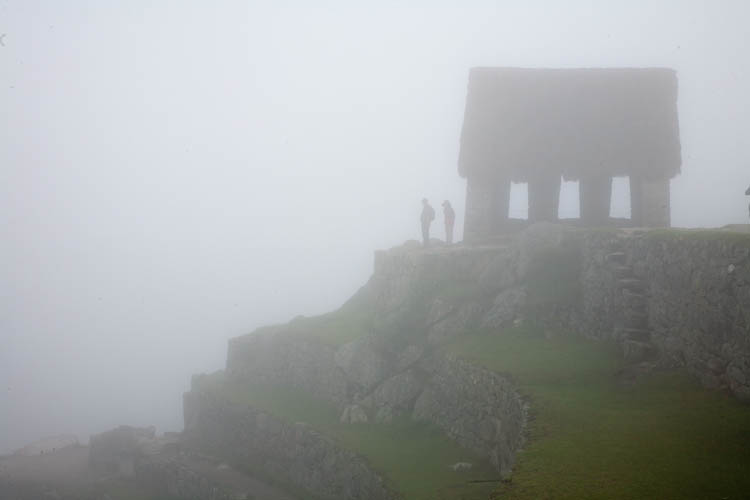 House of the Guardians in the Fog