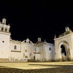 Random image: Basilica of Our Lady of Copacabana at Night