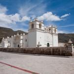 Random image: Church in Yanque