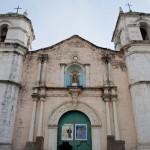 Random image: Church in Cabanaconde