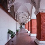 Random image: Arched Cloister