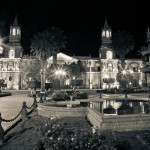 Random image: Plaza de Armas at Night