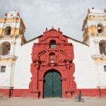 Random image: Church in Huancavelica