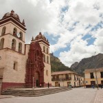 Random image: Plaza de Armas in Huancavelica