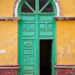 Random image: Colonial Doorway