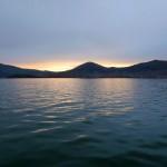 Random image: Sunset on the Lake