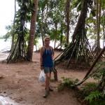 Random image: Lena in the Jungle!