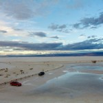 Random image: White Sands Sunset