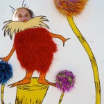Random image: Lena as The Lorax