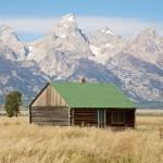 Random image: Mountain Homestead