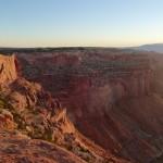 Random image: Morning Light, Red Rocks