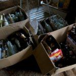 Random image: Bottles in the Barn