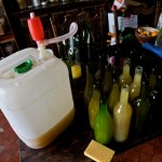 Random image: Decanting into Bottles