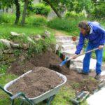 Random image: More Digging