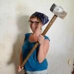 Random image: Lena Smashing Wall