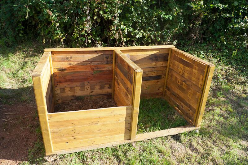 Random image: Compost Bins