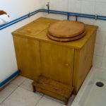 Random image: Composting Toilet Installed