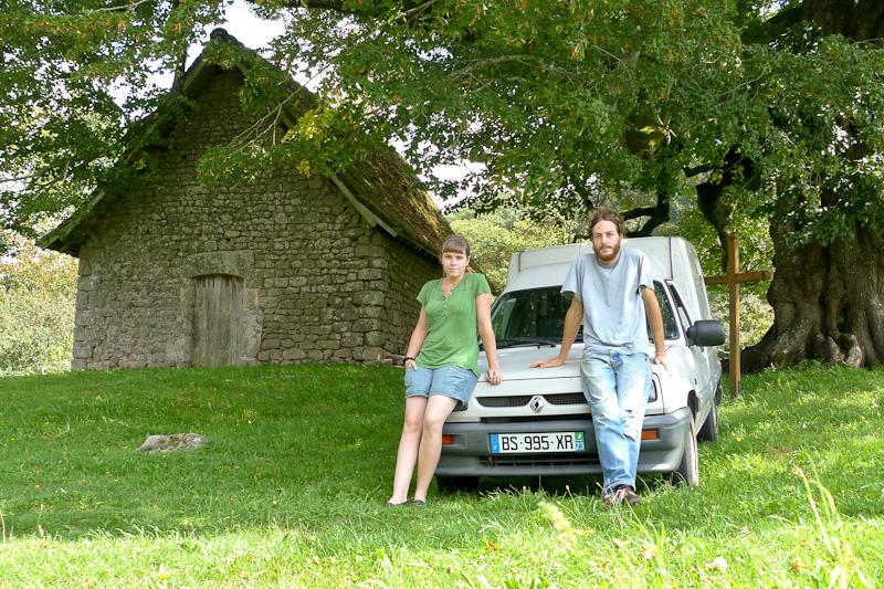 Random image: Le Mas St. Jean in Summer