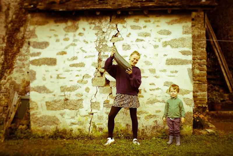 Random image: Josie and Konrad