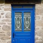 Random image: Blue Door